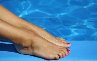 Как сделать стопы ног привлекательными?