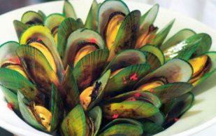 Зеленые мидии помогут при артрите
