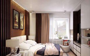 Советы при создании интерьера в спальне