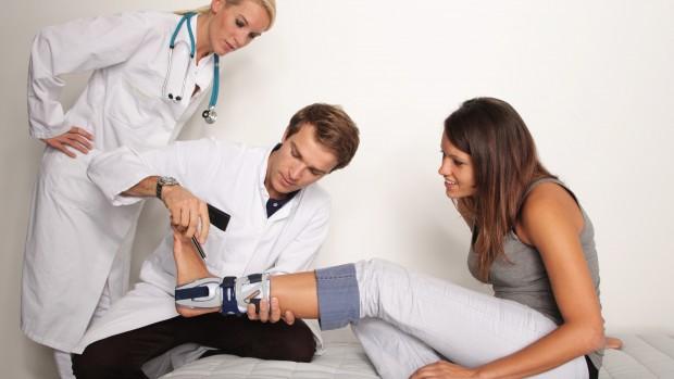 Этапы и методы реабилитации больных после травм
