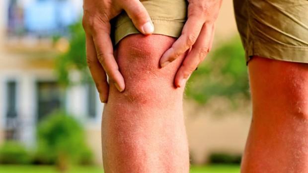 Ученые разрабатывают гель для лечения травм колена