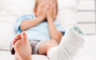 Риск перелома костей в детстве зависит от этнической принадлежности