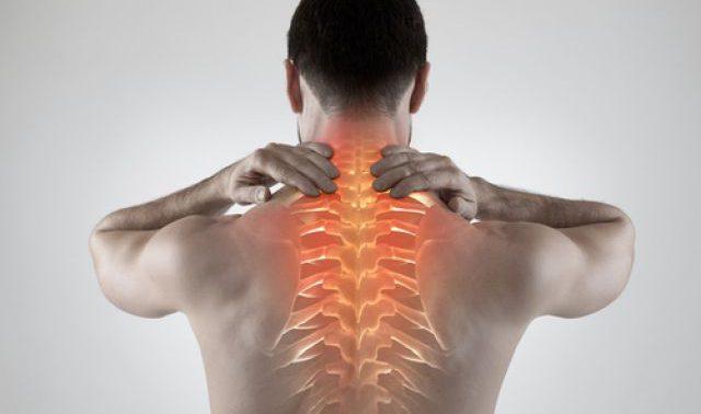 Полные дети страдают от болей в спине