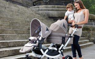 Какую детскую коляску выбрать, если родились близнецы