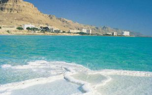 Лечение многочисленных заболеваний. Мертвое море в Израиле