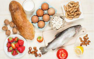 Аллергические реакции организма на продукты питания