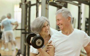 Упражнения лучше витаминов защищают от падений
