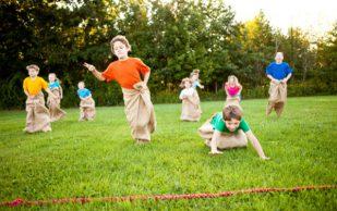Виды подвижных игр с детьми дошкольного возраста