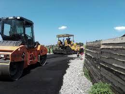 Строительство дорог в СПБ