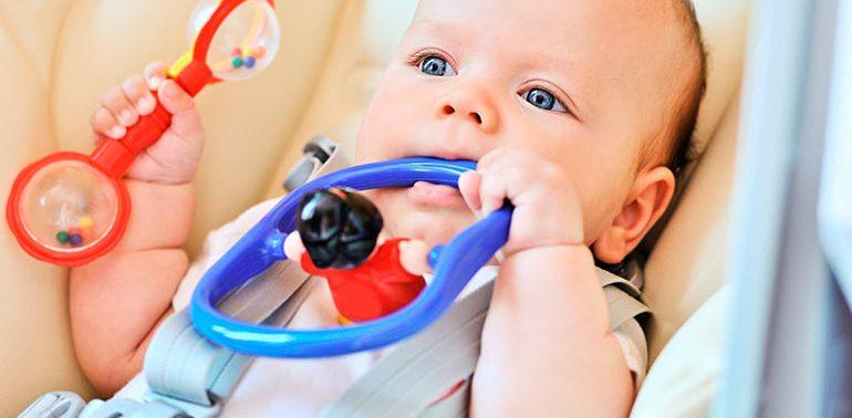 Особенности воспитания и развития ребенка с рождения до двух лет