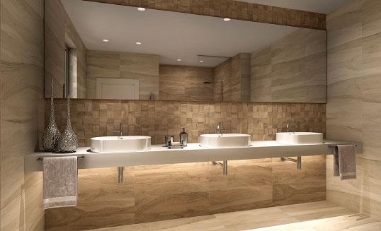 Выбираем напольную и настенную плитку для вашей кухни и ванной комнаты
