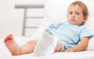Детский травматизм