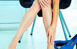 ТОП-5 причин отечности ног