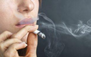 Курение ослабляет позвоночник
