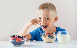 Здоровье костей закладывается в детстве