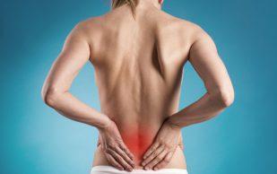 Симптомом рака может оказаться боль в спине