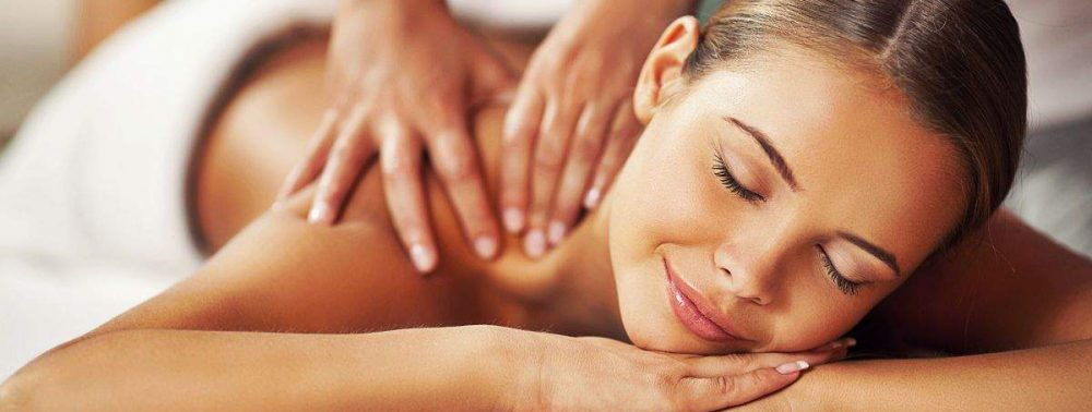 Как правильно делать массаж спины