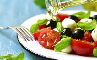 Средиземноморская диета помогает бороться с остеопорозом