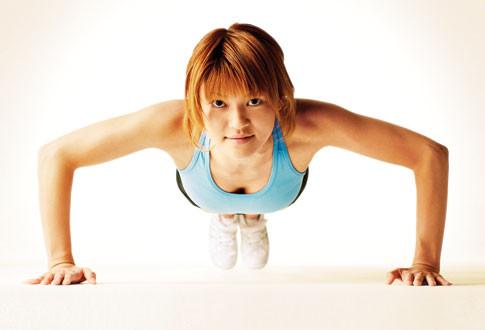 Список упражнений, укрепляющих кости и суставы