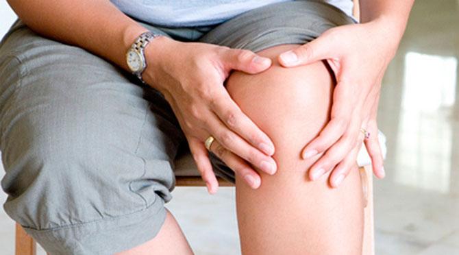 Болят суставы: хруст и скованность