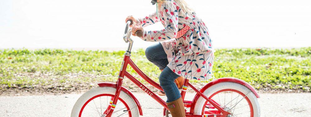 Такие разные велосипеды для детей
