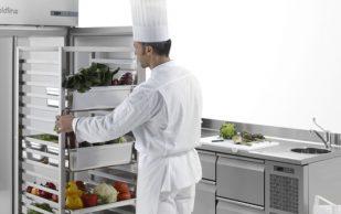 Выбор и использование холодильного оборудования и кофейного автомата на профессиональной кухне