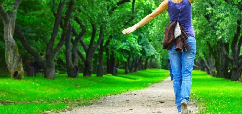 Насколько полезны ежедневные пешие прогулки?