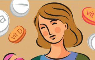 Прием добавок с кальцием и витамином D не защищает от переломов