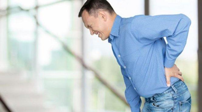 Курение в три раза увеличивает риск развития болей в спине