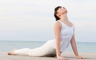 Йога против боли в шейном отделе позвоночника