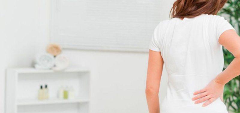 Боли в спине у женщин связаны с преждевременной смертью