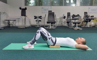 Эффективное упражнение от боли в пояснице