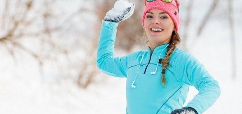 Зимний фитнес: какими должны быть тренировки зимой