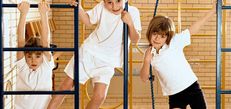Зачем нужно раннее физическое развитие детей?