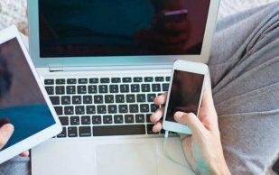 Смартфон вызывает заболевание связок большого пальца руки