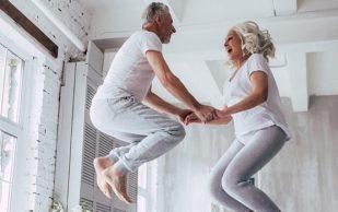 Прыжки в течение 6 минут в неделю укрепляют кости