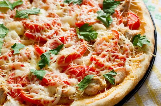 Рецепт приготовления пиццы