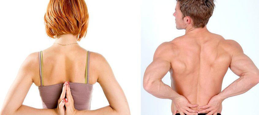 Идеальная осанка + крепкий позвоночник: 6 простых упражнений