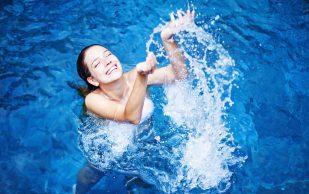 Водные процедуры: укрепляем детское здоровье