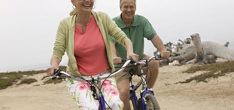 Почему велосипедисты в возрасте часто страдают от болей в коленях