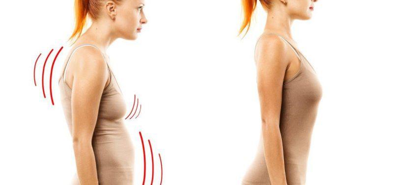 Сидеть с кривой спиной для здоровья полезней