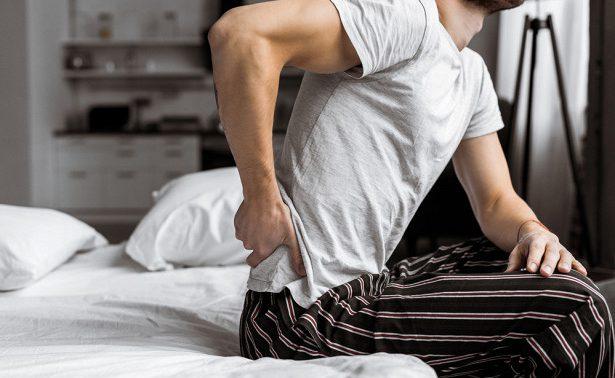Как избавиться от болей в спине за 5 минут