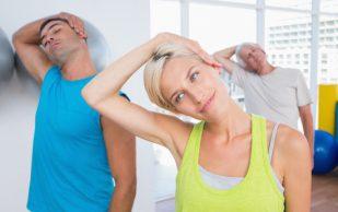 Как лечить грыжу шейного отдела позвоночника упражнениями