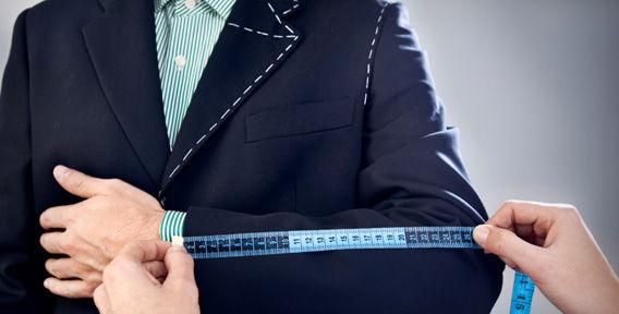 Преимущества индивидуального пошива костюма