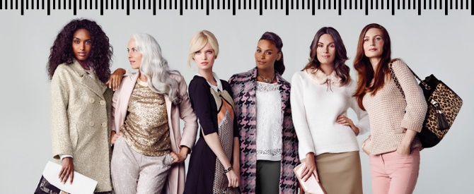 Выбор женской одежды и ее приобретение в интернете