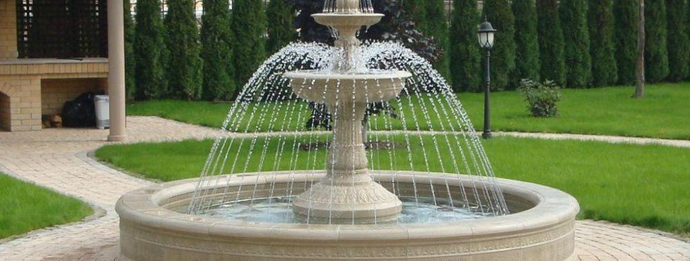 Разнообразные и уникальные фонтаны для дома