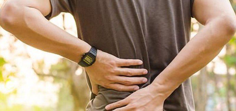 Водитель ритма с пультом поможет при болях в спине