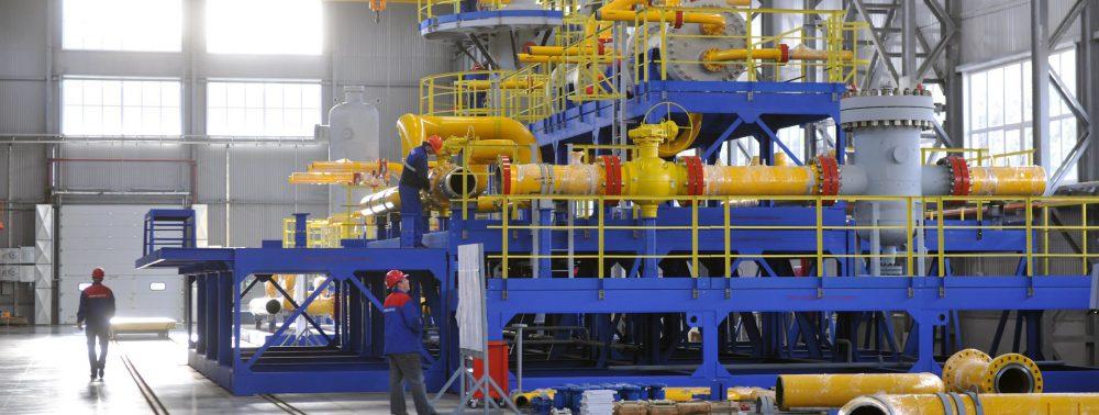 Оборудование для нефтяного производства