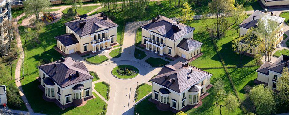 Элитные дома на Новой Риге: преимущества покупки