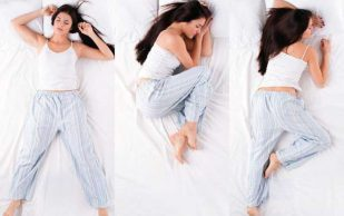 Какие позы для сна считаются самыми полезными